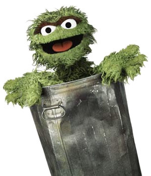 Oscar, the grouch
