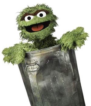 Oscar, the grouch